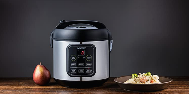 rice cooker as a slow cooker